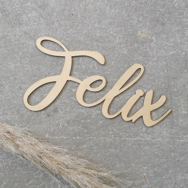 Holzschild, personalisiertes Holzschild, Holzschild mit Wunschname, Holzschild, Kinderzimmer, Namensschild, Geschenkidee, Stofftiger