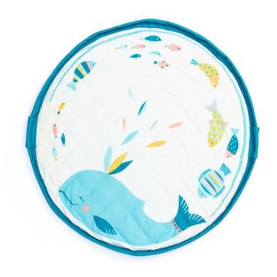 Aufbewahrung, Spielzeugsack, Spielmatte, Spielsack, Spielzeug, Storage Bag, Play and Go, Spielzeugbeutel, Spielzeug, Beutel,