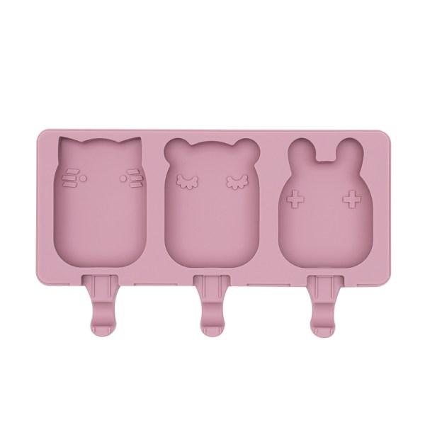 Frostie, We might be tiny, Silikon Eisform, Eisform, Kindereis, Frozen Joghurt, Selbstgemachtes Eis, Kinderformen, Silikonformen, Kinder Silikonformen, gesundes Naschen, Stofftiger
