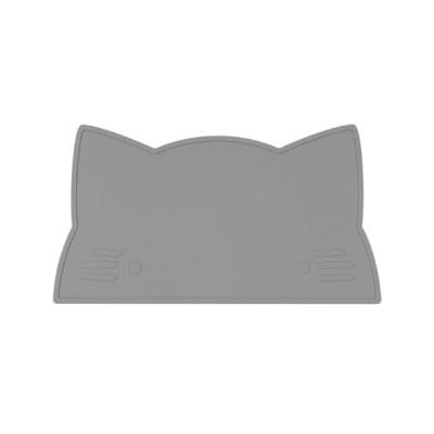 Tischset Placie Katze, Tischset, Placie, Bär, Silikonset, Silikon, Unterlage, Platzset, Kinderunterlage, Kinderset, Essen, Kleinkind, Tisch, Unterlage, Stofftiger, BPA frei