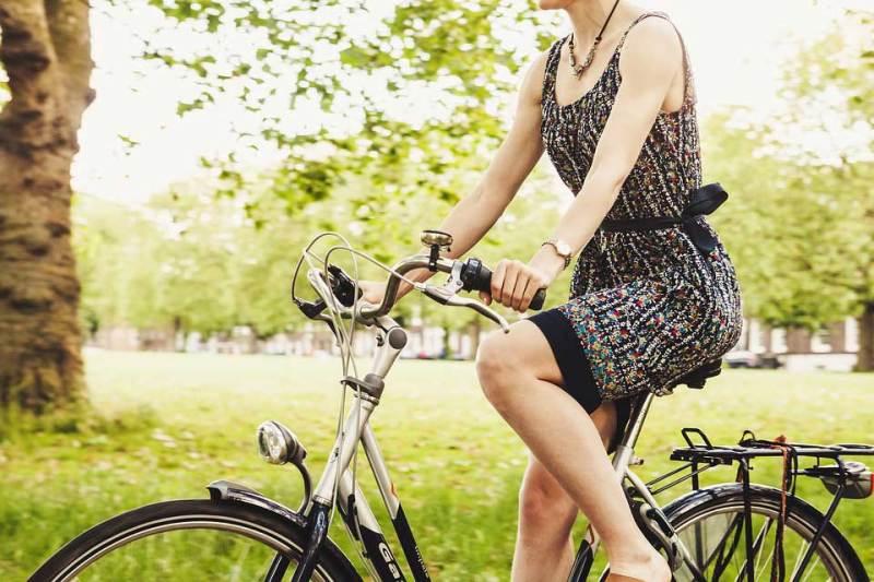 Radfahren zu Stoffwechsel ankurbeln