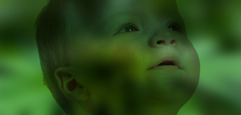 verstopfte Babynase