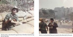 Six Day War volunteers