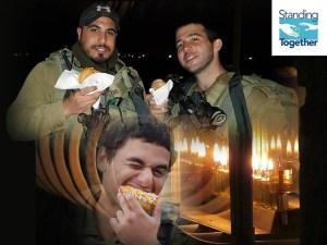 Hanukkah for Chayalim