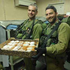 Donate Donuts and Hanukah Gift Packages