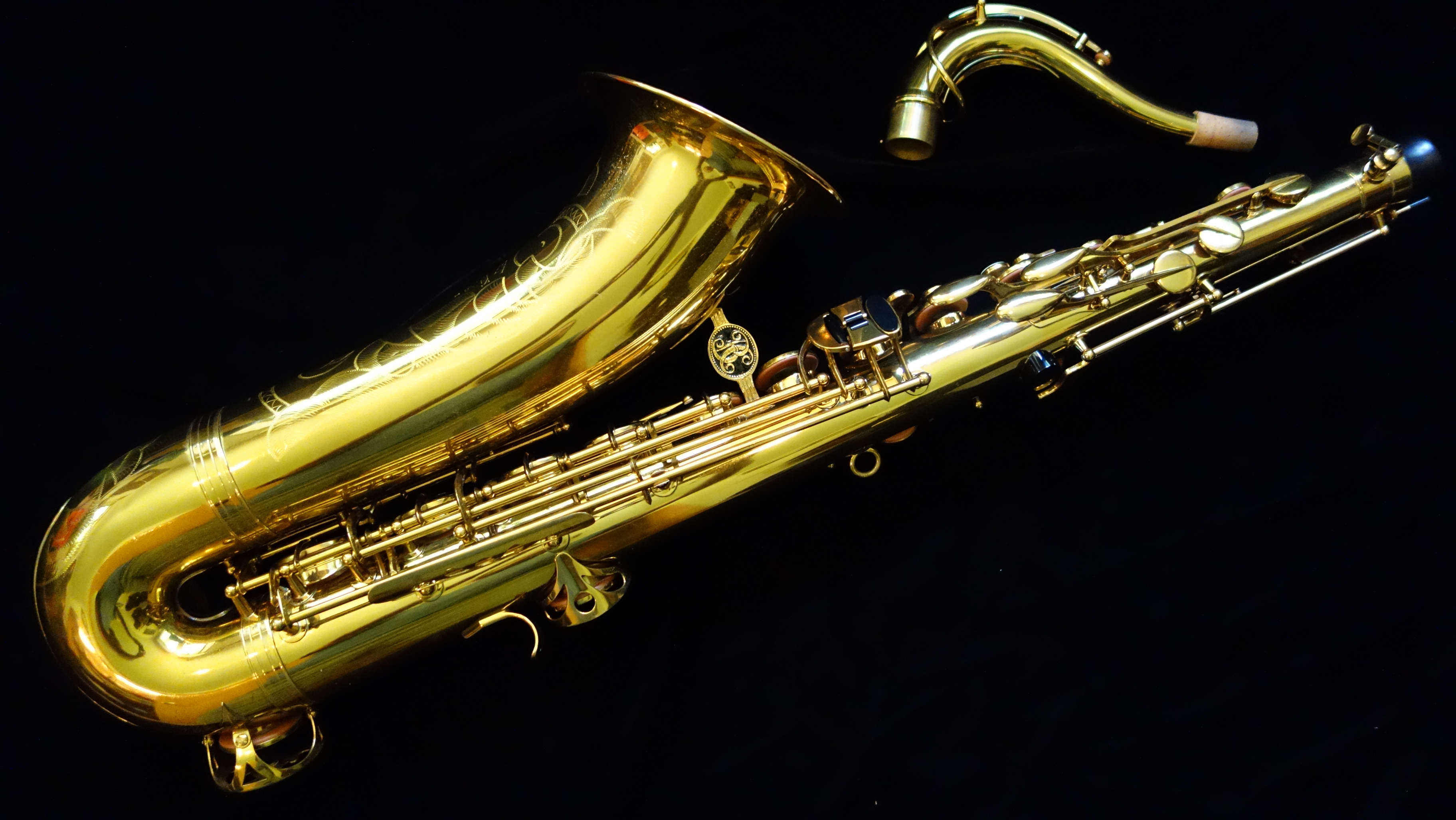 Buffet Super Dynaction Tenor Saxophone, Museum Condition ...