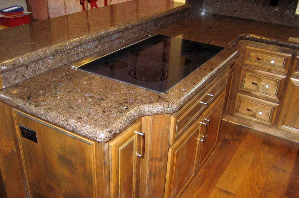 kitchen islands with granite top cabinet design ideas countertops   stokes & stone