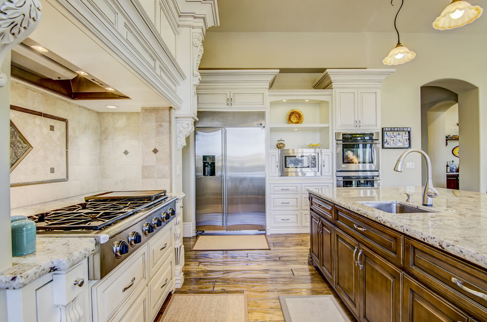 granite kitchen counters ideas for small kitchens galley stone counter tops | stokes &