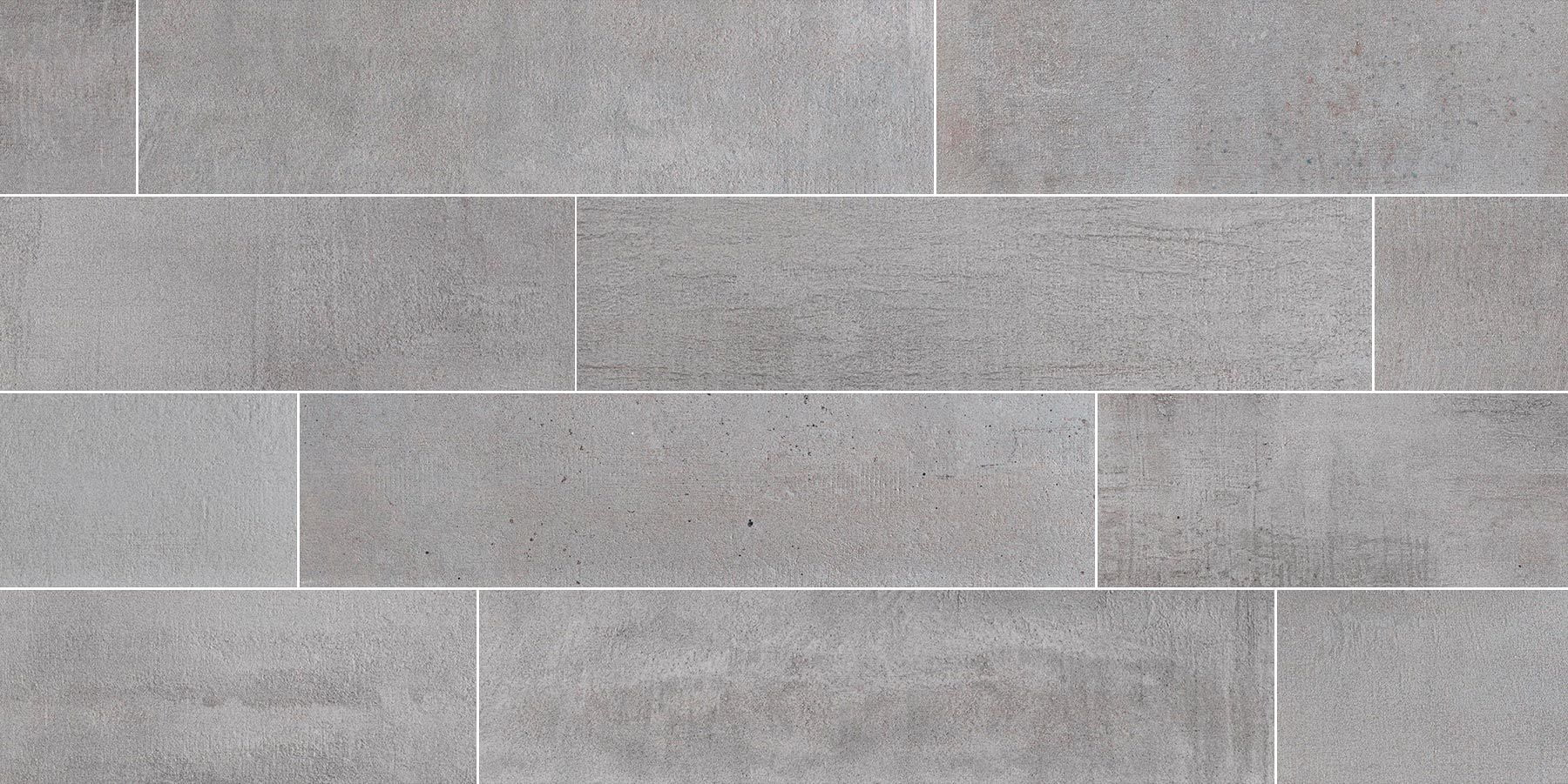 Porcelanosa Timber Cover Silver 22x90cm