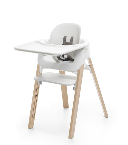 z shaped high chair rocking pad tripp trapp natural stokke steps