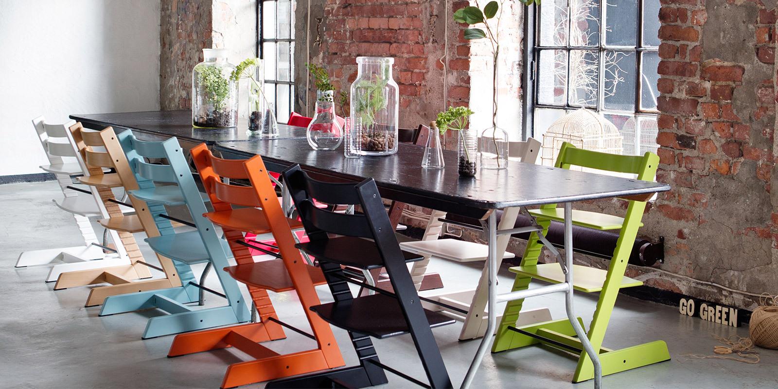 tripp trapp high chair ergonomic amazon india red
