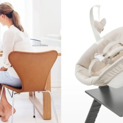 Tripp Trapp High Chair Think Stool The Original For Babies From Stokke