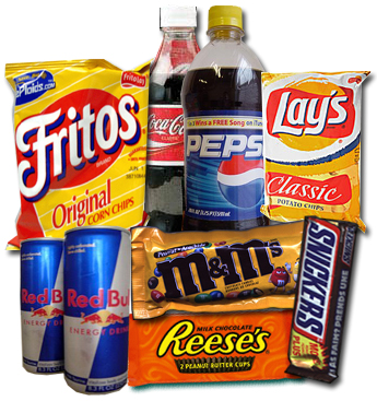 fitness - snacks