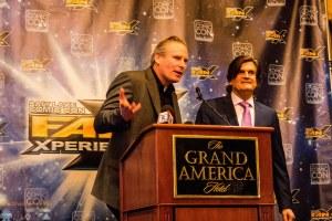 Salt Lake Comic Con FanX 2015 Press Conference