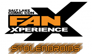 Salt Lake Comic Con FanX 2015