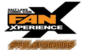 Salt Lake Comic Con FanX 2015