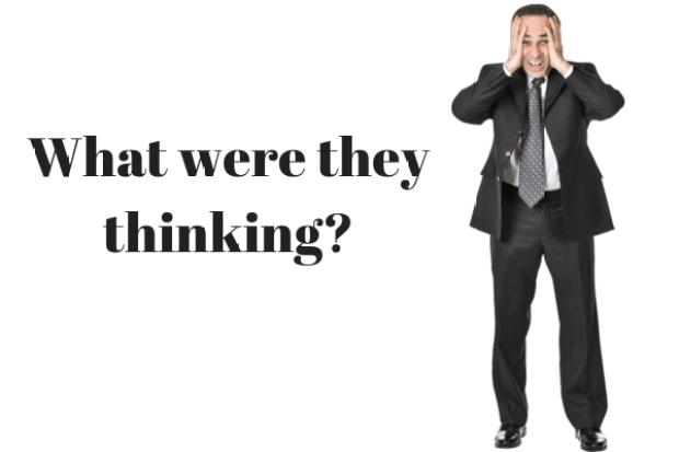 Whatweretheythinking