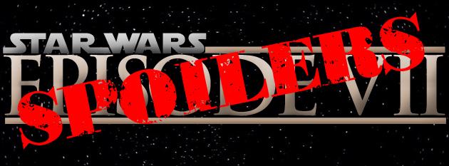 Star Wars VII spoilers