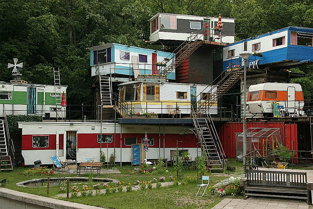 Fancy Trailer Park