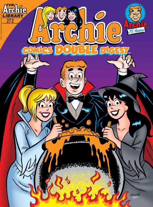 Archie Comics 272