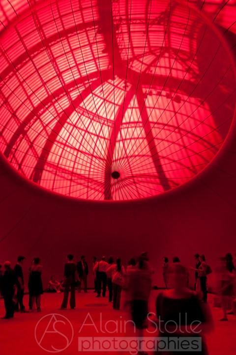 {127} Le Léviathan - Anish Kapoor - Monumenta 2011 - Paris