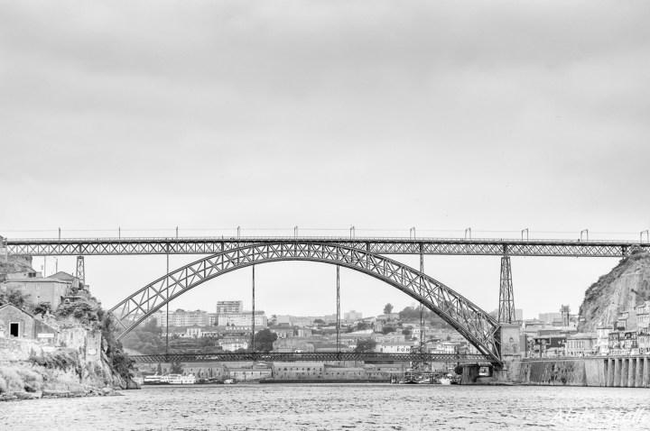 {019} Pont Maria Pia - Porto / 1877