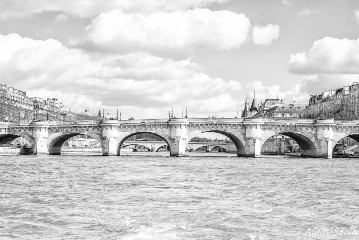 {002} Pont Neuf - Paris / 1604