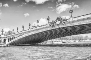 {007} Pont Alexandre III - Paris / 1900