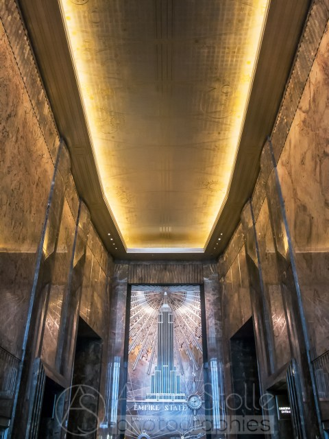 {095} Empire State Building - Hall