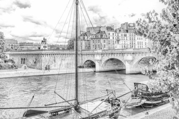 {108} Pont Neuf - Paris 1604