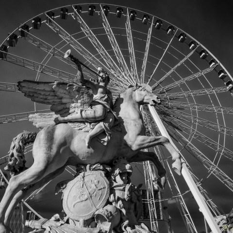{156} La grande roue