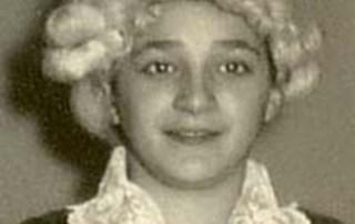 Ellen Hoffman van Leeuwen, Foto: Stadtarchiv Goch, Chronik der Mädchen Mittelschule