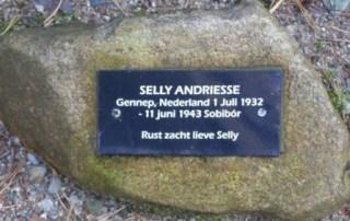 Sobibor - Selly, Laan der herinnering