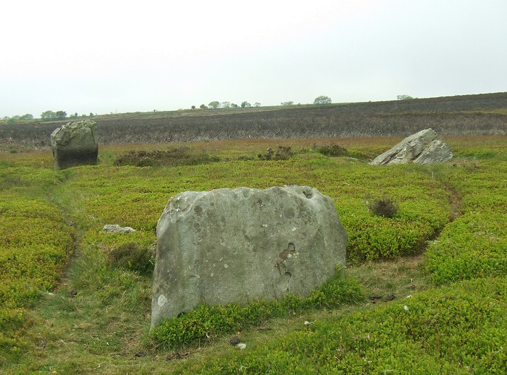 Ramsdale Standing Stones