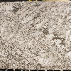 Grey Kitchen Tile Scratch Resistant Sinks Stone Design - Granite Alaska White
