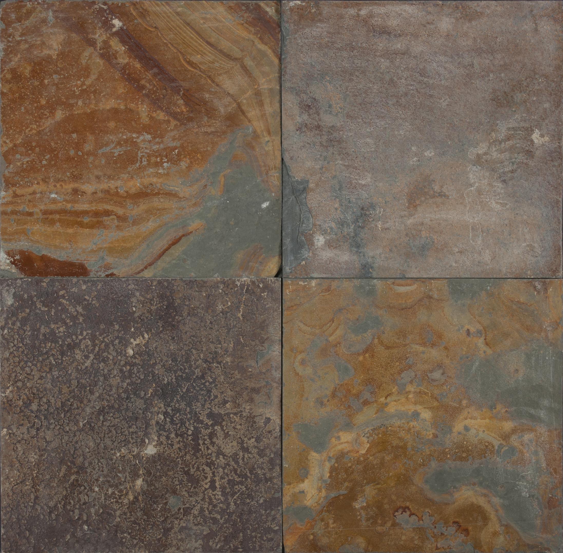 Stone Design  Slate Tile Clearance  California Gold