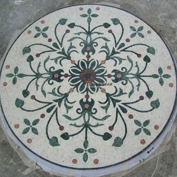 kitchen matt distressed white table 大理石拼花,大理石马赛克拼花,大理石马赛克线条