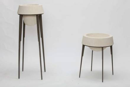 """Capase"" sono 2 vasi di Silvio de Ponte."