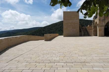 LOMA architecture: Hambacher Schloss. Foto: DNV