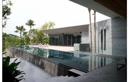 Krungthep Kreetha Residence em Bangkok.