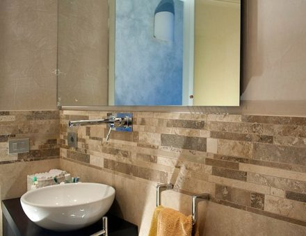 We are talking about products by an Italian family-run company by the name of Pietre di Rapolano, where Tuscan Travertine is the material of choice.