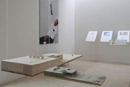 """Mostra """"Le Ragioni della Pietra"""" di Alberto Campo Baeza."""