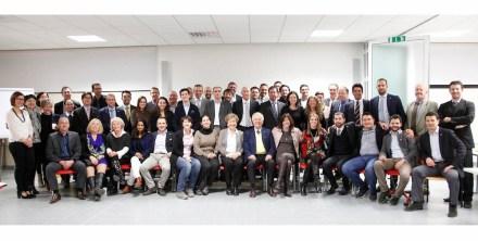 Die Teilnehmer des Fila-Jahrestreffens 2014.
