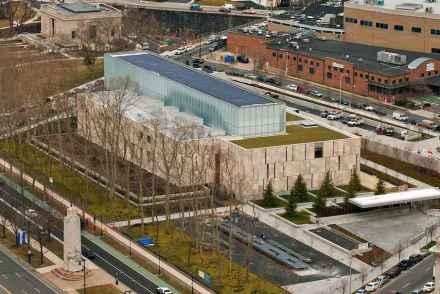 Tod Williams und Billie Tsien Architekten: Das neue Gebäude der Barnes Foundation in Philadelphia.