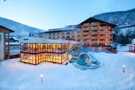 Schauplatz der Bildungswoche 2015 ist das 5-Sterne-Hotel Pulverer in Bad Kleinkirchheim, Kärnten. Foto: Hotel Pulverer