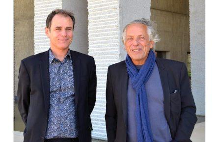 François Fontès (right).