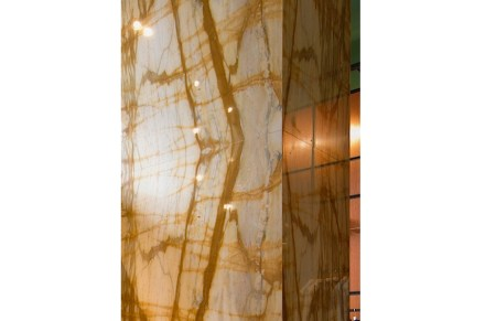 If the focus is shifted toward natural stone, there is, a surprise in store.