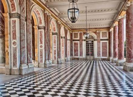 Grand Trianon, Versailles.