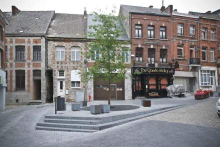 Chimay, a town in close proximity, is well known for its beers. Here Skope had a similar assignment to fulfill.