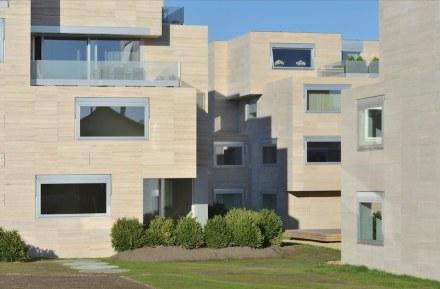 Luscher Architectes, Marbrerie Baerlocher: Quartier du Grand-Pré.
